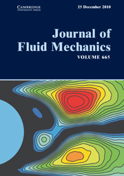 Journal of Fluid Mechanics Volume 665 - Issue  -