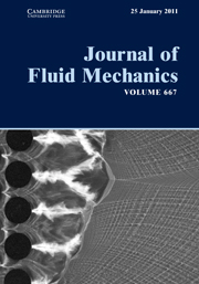 Journal of Fluid Mechanics Volume 667 - Issue  -