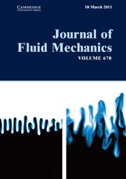 Journal of Fluid Mechanics Volume 670 - Issue  -