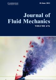Journal of Fluid Mechanics Volume 676 - Issue  -