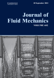 Journal of Fluid Mechanics Volume 682 - Issue  -
