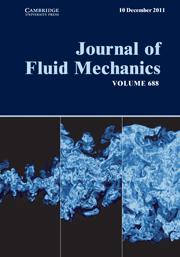 Journal of Fluid Mechanics Volume 688 - Issue  -
