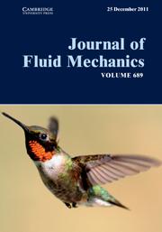 Journal of Fluid Mechanics Volume 689 - Issue  -