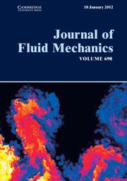 Journal of Fluid Mechanics Volume 690 - Issue  -
