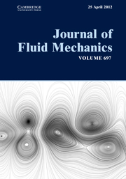 Journal of Fluid Mechanics Volume 697 - Issue  -