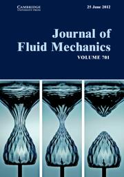 Journal of Fluid Mechanics Volume 701 - Issue  -