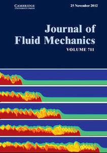Journal of Fluid Mechanics Volume 711 - Issue  -