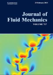 Journal of Fluid Mechanics Volume 717 - Issue  -