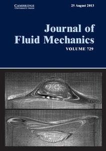 Journal of Fluid Mechanics Volume 729 - Issue  -
