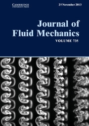 Journal of Fluid Mechanics Volume 735 - Issue  -