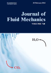 Journal of Fluid Mechanics Volume 740 - Issue  -