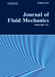 Journal of Fluid Mechanics Volume 742 - Issue  -