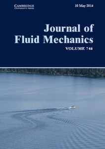 Journal of Fluid Mechanics Volume 746 - Issue  -