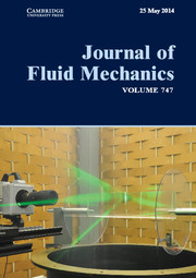 Journal of Fluid Mechanics Volume 747 - Issue  -