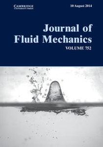 Journal of Fluid Mechanics Volume 752 - Issue  -