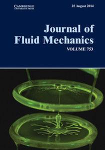 Journal of Fluid Mechanics Volume 753 - Issue  -
