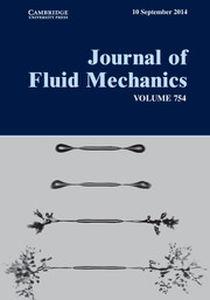 Journal of Fluid Mechanics Volume 754 - Issue  -