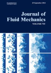 Journal of Fluid Mechanics Volume 755 - Issue  -