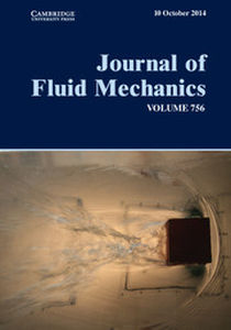 Journal of Fluid Mechanics Volume 756 - Issue  -