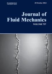 Journal of Fluid Mechanics Volume 757 - Issue  -