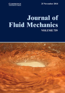 Journal of Fluid Mechanics Volume 759 - Issue  -