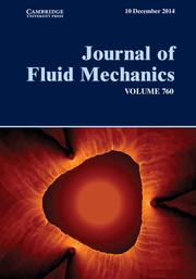 Journal of Fluid Mechanics Volume 760 - Issue  -