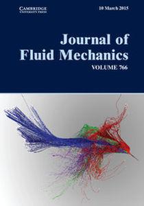 Journal of Fluid Mechanics Volume 766 - Issue  -