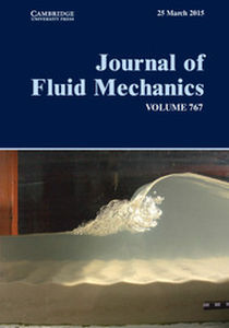Journal of Fluid Mechanics Volume 767 - Issue  -