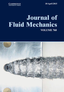 Journal of Fluid Mechanics Volume 768 - Issue  -