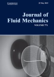 Journal of Fluid Mechanics Volume 771 - Issue  -