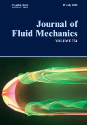 Journal of Fluid Mechanics Volume 774 - Issue  -