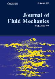 Journal of Fluid Mechanics Volume 777 - Issue  -