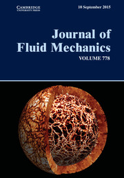 Journal of Fluid Mechanics Volume 778 - Issue  -
