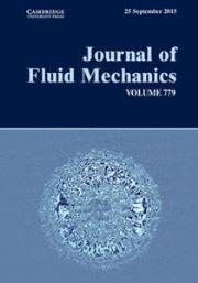 Journal of Fluid Mechanics Volume 779 - Issue  -