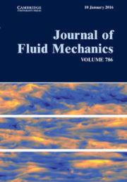 Journal of Fluid Mechanics Volume 786 - Issue  -