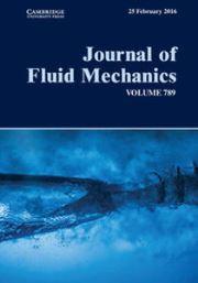 Journal of Fluid Mechanics Volume 789 - Issue  -