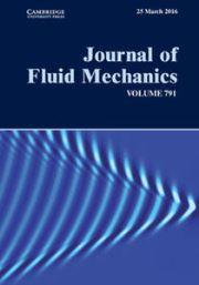 Journal of Fluid Mechanics Volume 791 - Issue  -