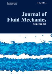 Journal of Fluid Mechanics Volume 792 - Issue  -