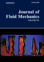 Journal of Fluid Mechanics Volume 795 - Issue  -