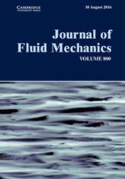 Journal of Fluid Mechanics Volume 800 - Issue  -