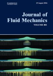 Journal of Fluid Mechanics Volume 801 - Issue  -
