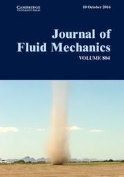 Journal of Fluid Mechanics Volume 804 - Issue  -