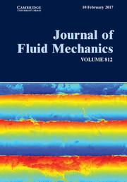 Journal of Fluid Mechanics Volume 812 - Issue  -