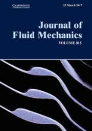 Journal of Fluid Mechanics Volume 815 - Issue  -
