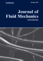 Journal of Fluid Mechanics Volume 818 - Issue  -