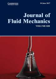 Journal of Fluid Mechanics Volume 820 - Issue  -