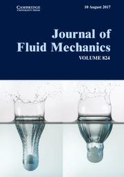 Journal of Fluid Mechanics Volume 824 - Issue  -