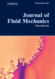 Journal of Fluid Mechanics Volume 833 - Issue  -