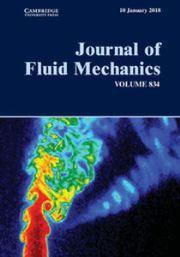 Journal of Fluid Mechanics Volume 834 - Issue  -