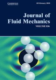 Journal of Fluid Mechanics Volume 836 - Issue  -